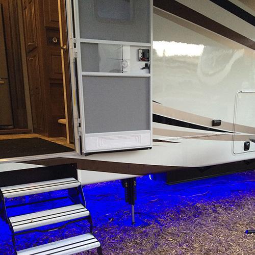 35 40 Feet RV Under Deck LED Light Kit Free Shipping EBay